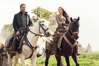 Robin Hood (Russell Crowe), Maid Marian (Cate Blanchett)