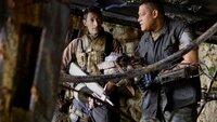 Royce (Adrien Brody, l.), Noland (Laurence Fishburne)  Die Verwendung des sendungsbezogenen Materials ist nur mit dem Hinweis und Verlinkung auf TVNOW gestattet.