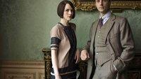 Lady Mary Crawley (Michelle Dockery) und Henry Talbot (Matthew Goode)
