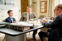 Iain Armitage (Sheldon Cooper), Lance Barber (George Cooper Sr.), Rob Brownstein (Malcolm Green).