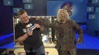 """Dank Guido steht für Elton eine schaurig-chaotische Aufzeichnung der ZDF-Kinderquizshow """"1, 2 oder 3"""" auf dem Programm.."""