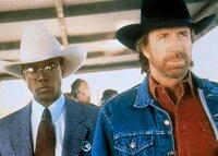 Walker (Chuck Norris) und Jimmy Trivette (Clarence Gilyard) sind erfolgreiche Texas Rangers.