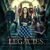 (3. Staffel) - Legacies - Artwork