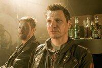 Paul Spies (Paul), Grant Swanby (Hank).