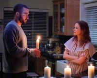 Jesse Williams (Dr. Jackson Avery), Sarah Drew (Dr. April Kepner).