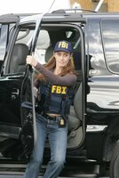 Gemeinsam mit Megan (Diane Farr) versucht Don, den Mörder von Lucinda Shay ausfindig zu machen ...