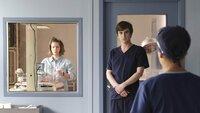 Dr. Shaun Murphy (Freddie Highmore), Lea Dilallo (Paige Spara)