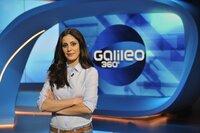"""Spannendes Wissen, überraschende Fakten, faszinierende Bilder: """"Galileo 360°"""" zeigt actiongeladene spektakuläre Geschichten rund um ein Thema. Das Wissensmagazin mit Funda Vanroy gewährt einen intensiven und facettenreichen Überblick in bester """"Galileo""""-Manier. Das Wissensmagazin wird von Funda Vanroy präsentiert. So macht Wissen Spaß!"""