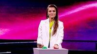 Moderatorin Sophia Thomalla +++