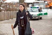 Wandergesellin Chary Nägele (Amanda da Gloria) war kurzzeitig mit dem Mordopfer auf der Walz.