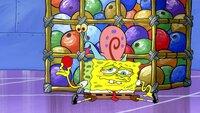 SpongeBob und Gary