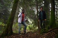 l-r: Trent (Trezzo Mahoro), Luke Bowman (Daniel Doheny)