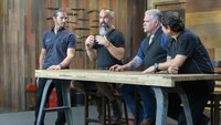 Forged in Fire Season 3 EP Redemption, Forged in Fire_Wettkampf der Schmiede Staffel3 EP Neue Chance