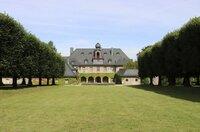 Die Villa Bergfried des Schokoladenfabrikanten Ernst Hüther liegt in einer 20 Hektar großen Parkanlage