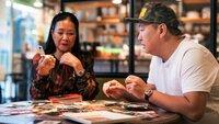 Starkoch The Duc Ngo betreibt inzwischen 14 Restaurants. Als Fünfjähriger kam er mit seiner Mutter aus Vietnam über China nach Deutschland.