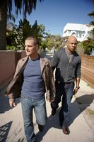 CHRIS O'DONNELL, LL Cool J,NCIS: LOS ANGELES, Photo: Joseph Cultise/CBS © 2009CBS Broadcasting Inc. All Rights Reserved
