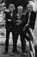 (v.l.n.r.) Stewart Copeland; Sting; Andy Summers
