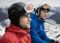 Für die Brüder Isak (David Rott, rechts) und Jonas (Lucas Prisor) sind die Berge Norwegens wie ein zweites Zuhause.
