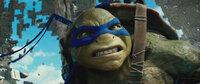 Muss plötzlich auch tagsüber an der Erdoberfläche agieren: Teenage Ninja Turtle Leonardo ...