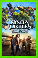 Teenage Mutant Ninja Turtles: Out of the shadows - Artwork