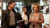 Der Staatsanwalt - Gegenwind Simon Eckert als Christian Schubert, Fiona Coors als Kerstin Klar, Michaela May als Ida Meisinger. SRF/ZDF/Andrea Enderlein
