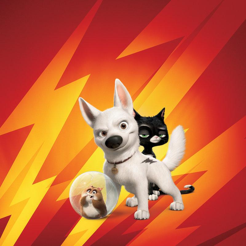 Bolt Der Superhund