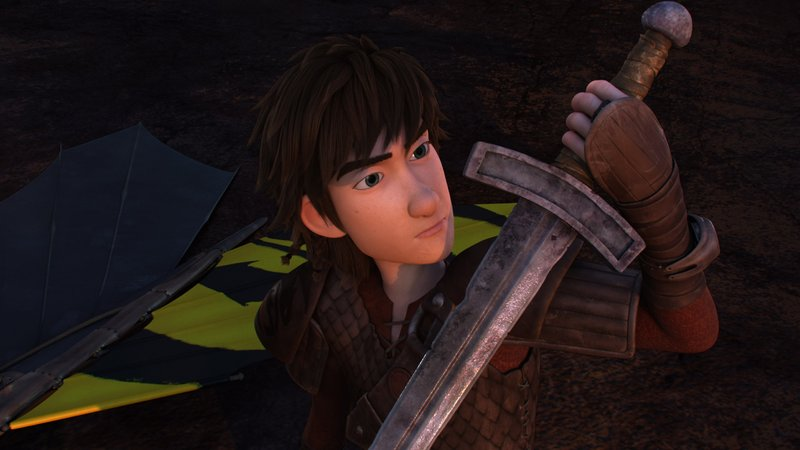 Hiccup Injured – HD Wallpapers