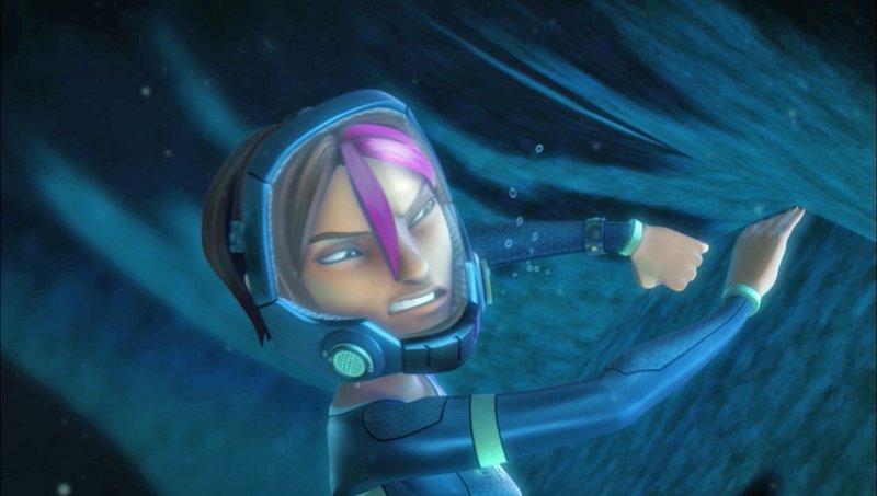 Nektons Abenteuer Der Tiefe