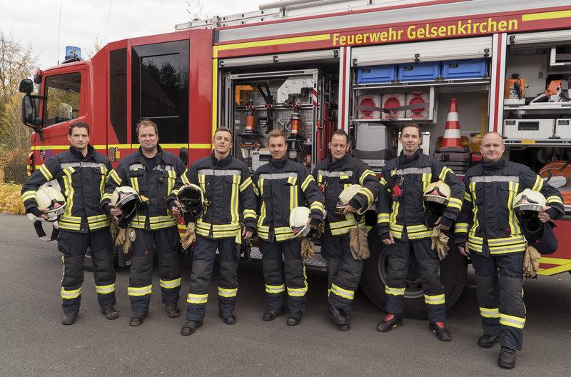 Feuerwehr Gelsenkirchen Wdr