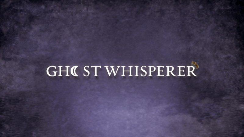 Ghost whisperer die schwesternschaft