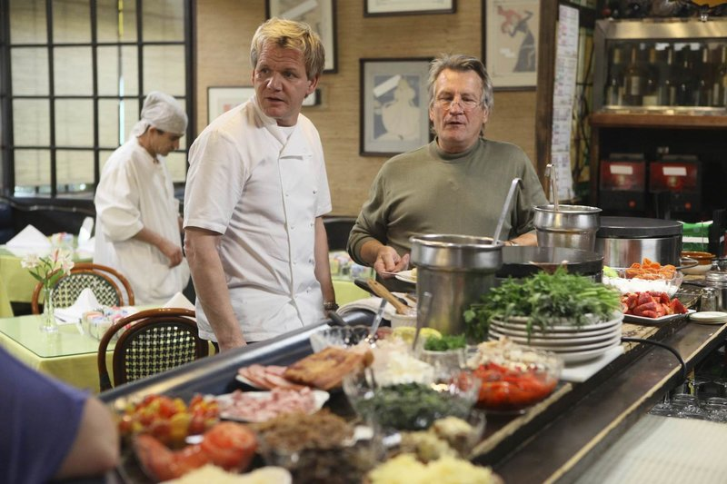 "In Teufels Küche mit Gordon Ramsay: ""La Frite"" in Sherman ..."