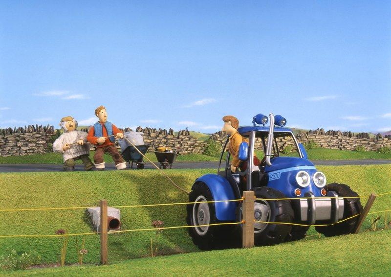Kleiner roter traktor bilder seite tv wunschliste