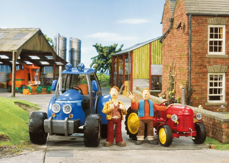 Kleiner roter traktor bilder tv wunschliste