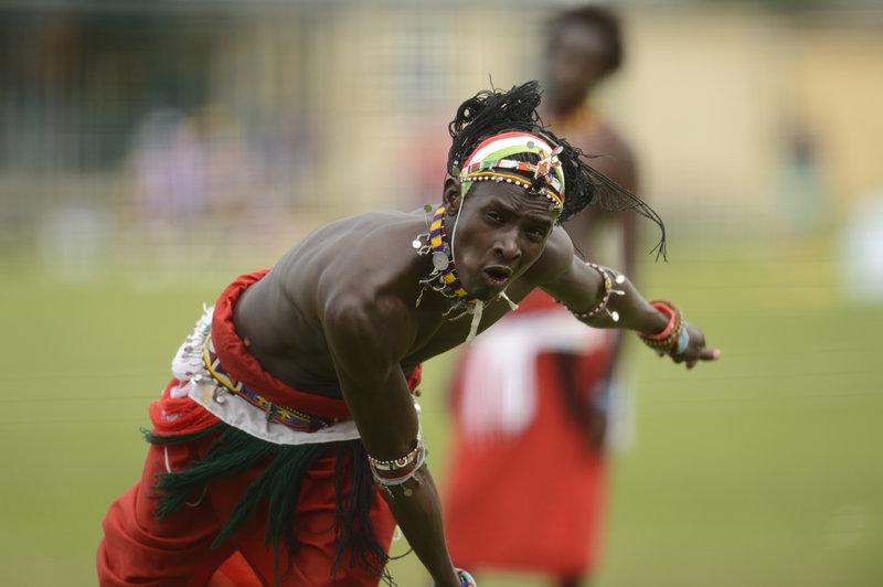 Warriors - Die Reise des Massai Kricket Teams