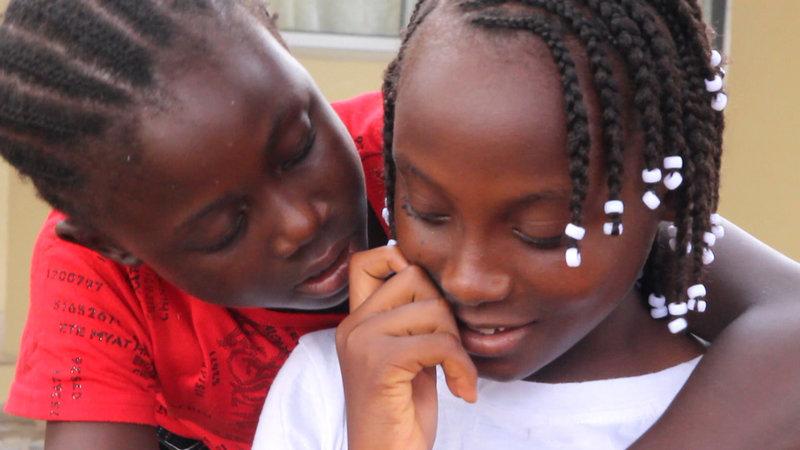 Überleben in Liberia