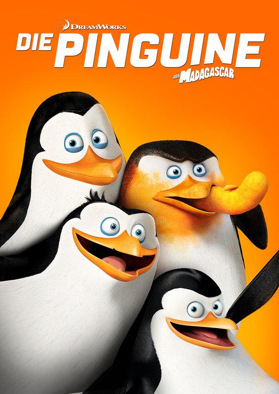 Pinguine Madagascar