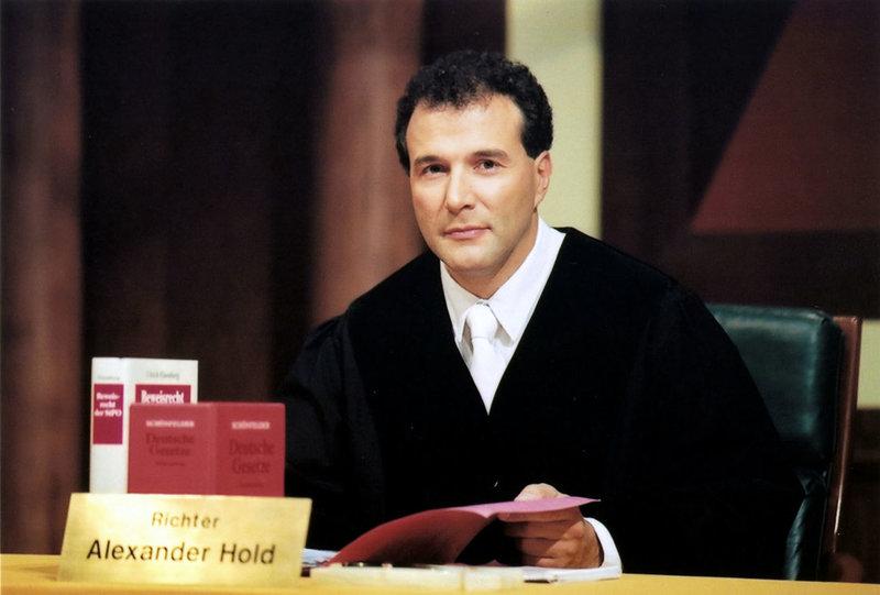 Alexander Hold Richter