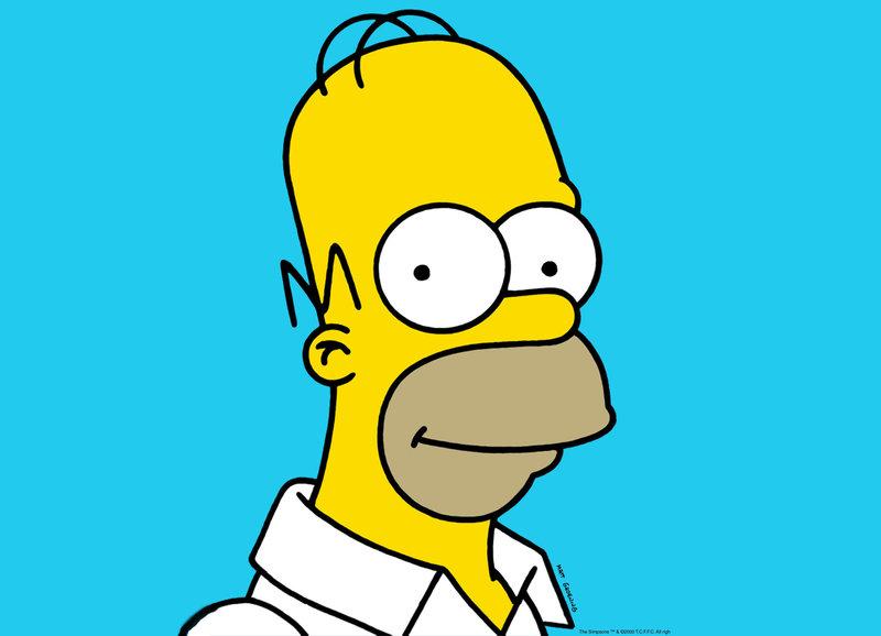 Homer Simpson And Lisa