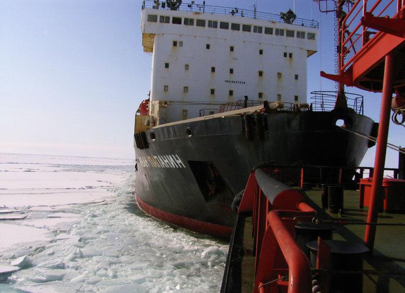 Arktis - Die Route der Atomeisbrecher