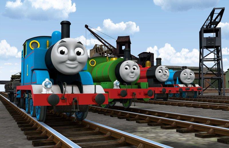 Thomas und seine Freunde Bilder  TV Wunschliste