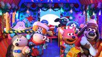 Am Morgen nach Weihnachten ist der Schnee geschmolzen und Timmy und seine Freunde können endlich wieder nach Hause und all ihre tollen Geschenke zeigen.