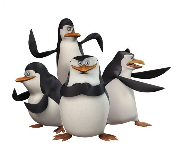 Groß Die Pinguine Von Madagaskar Malvorlagen Ideen - Framing ...