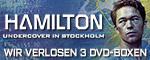 Hamilton - Undercover in Stockholm - Staffel 1