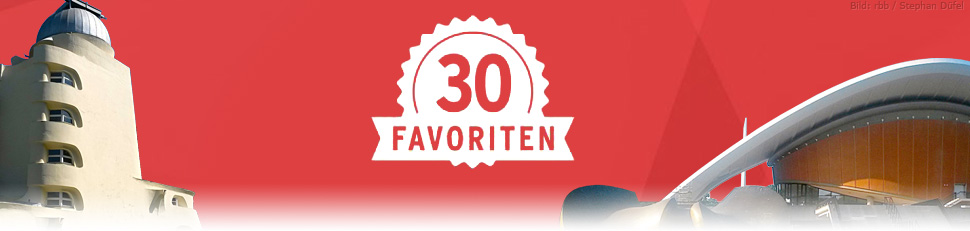 30 Favoriten