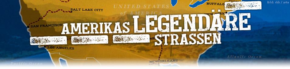 Amerikas legendäre Straßen