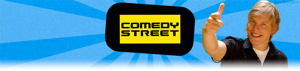 Comedystreet Stream