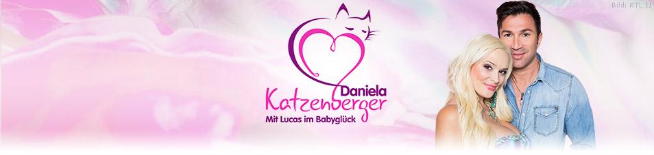 Daniela Katzenberger: Mit Lucas im Babyglück