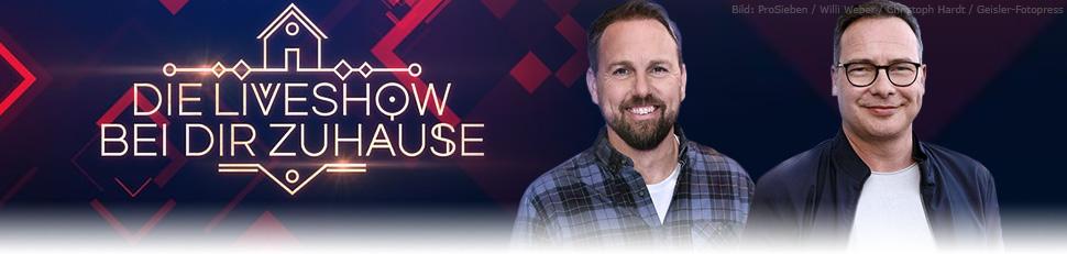 Die Liveshow Bei Dir Zuhause
