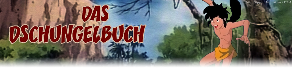 dschungelbuch jungle book shonen mowgli diskussionen. Black Bedroom Furniture Sets. Home Design Ideas