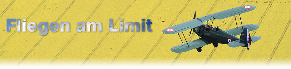 Fliegen am Limit